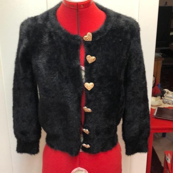 NWOT furry knit beauty